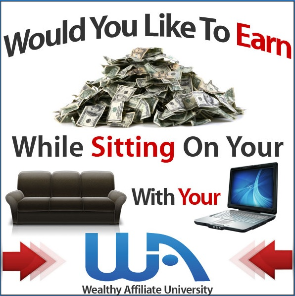 Make Money at Wealthy Affiliate University