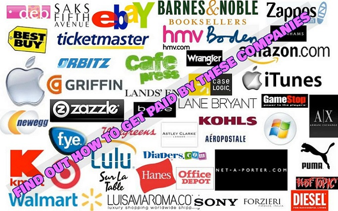 retail companies with affiliate marketing programs